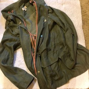 Army Green Jacket